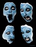 Living Mask I