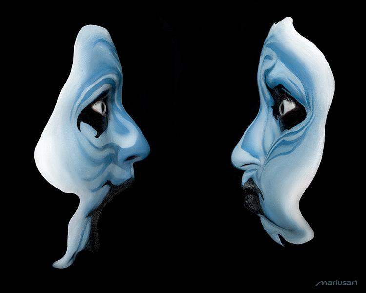 Living Mask I.I by Mariusart