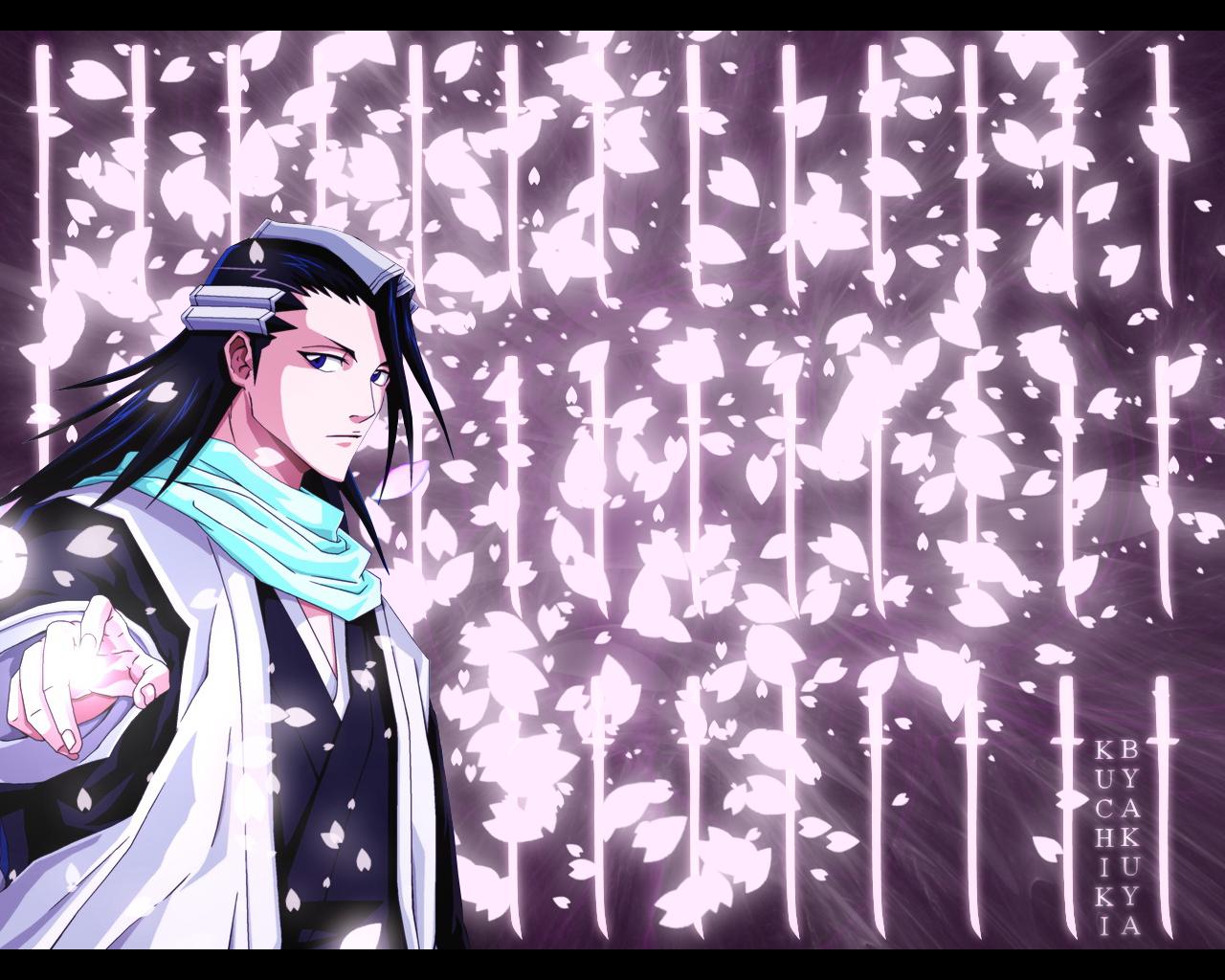 <b>Kuchiki Byakuya Wallpaper</b> #951996 - Zerochan Anime Image Board