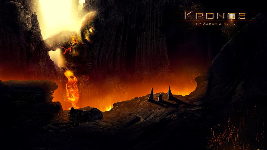 Kronos (video inside) by Z-Designs