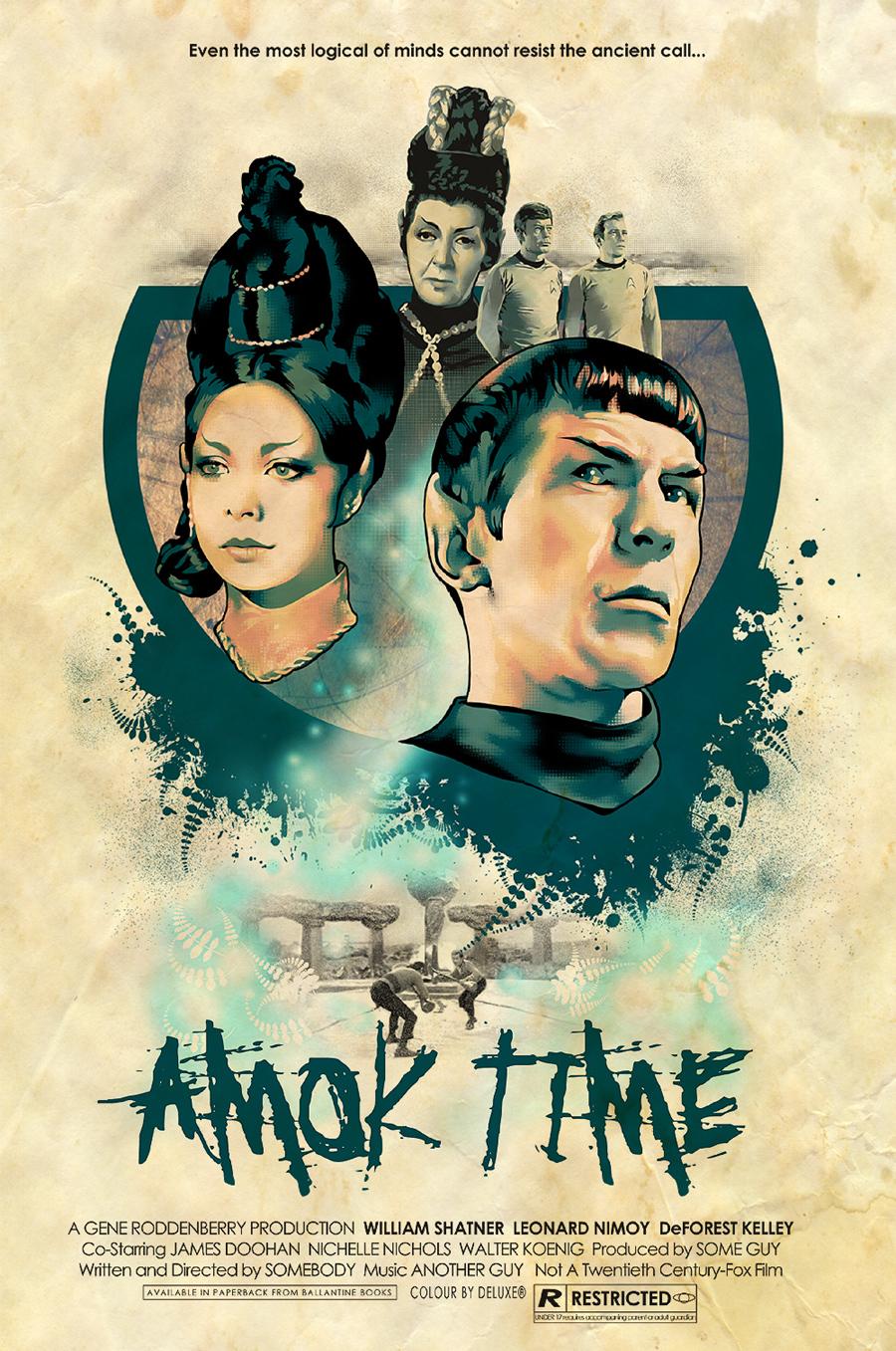 TOSART: Amok Time
