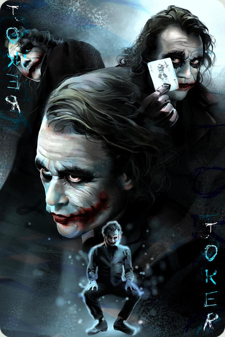 Képek a képregény világából Joker_by_moiramurphy