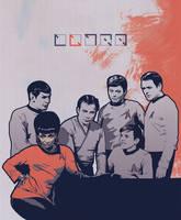 TOSART Uhura 2 by moiramurphy