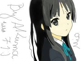 Mio Akiyama 2 by 93Akuma71