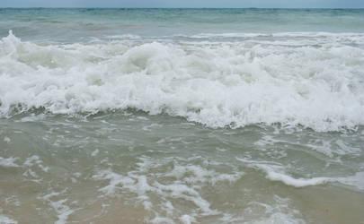 Waves by RaychulWhatsername