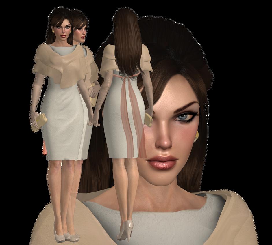 Lady Croft DL by konradM96