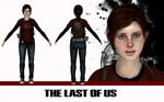 The Last of Us - Ellie model release by konradM96