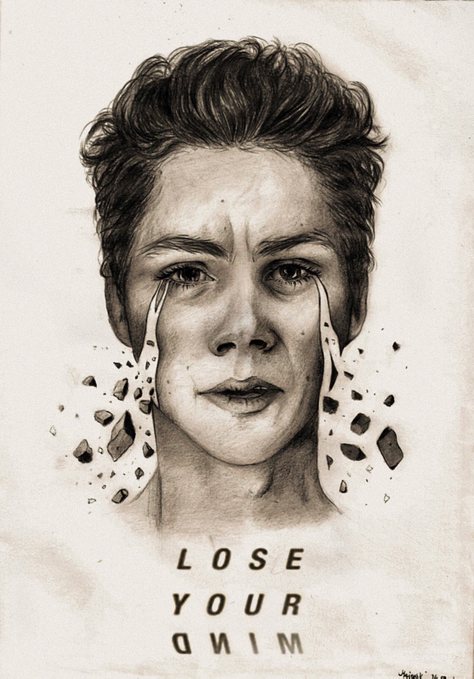 ''LOSE YOUR MIND'' Stiles by konradM96