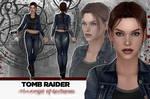 Tomb Raider AOD Parisian Backstreets RELEASE