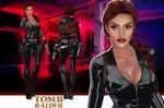 Tomb Raider Lara Croft Catsuit model release