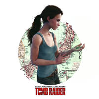 Tomb Raider '' Haunting Memories''