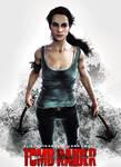 ''I am survivor'' Alicia Vikander as Lara Croft
