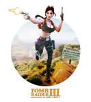 Classic TombRaider LaraCroft Nevada model release