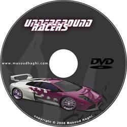 Underground Racers DVD Cover