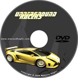 Underground Racers DVD Cover 2