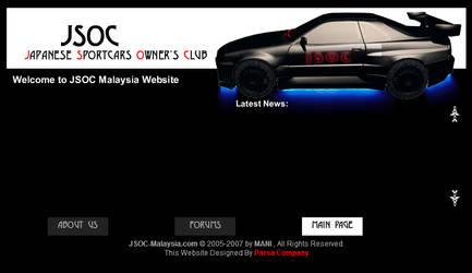 Sportcar Club Website