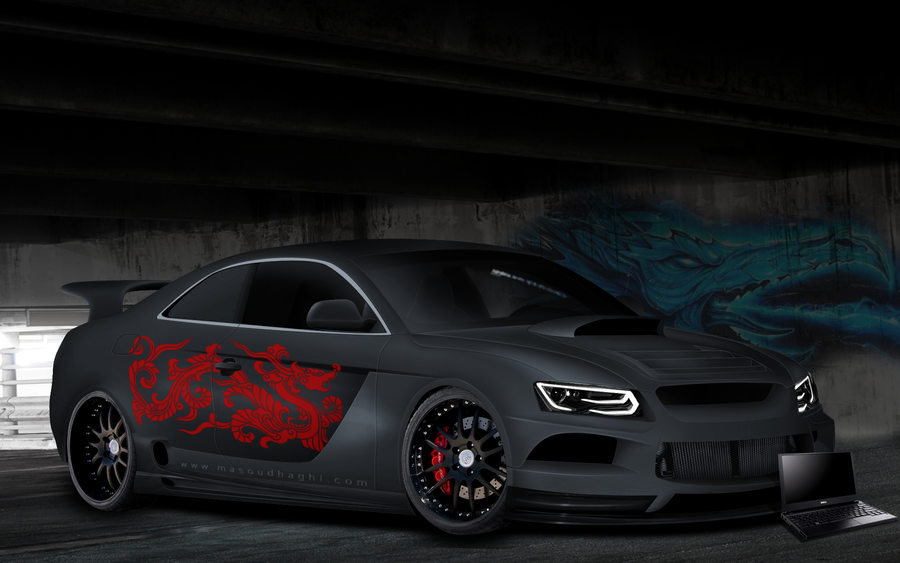 Audi A5 Modified By Masoudhaghi On Deviantart