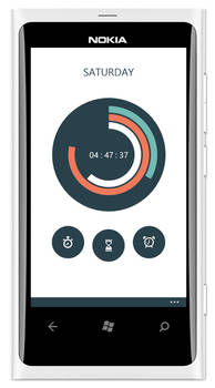 Circulo Clock for Windows Phone