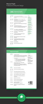 Resume Design and Branding