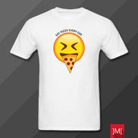 I Eat Pizza Everyday T-Shirt Design