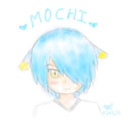 Mochi by leafdust