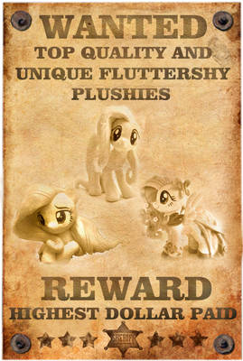 Wanted: Fluttershy
