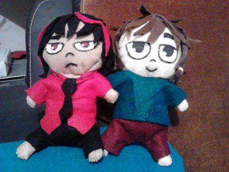 3489:dolls by athenayabuki