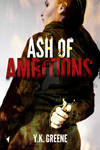 Ash of Ambitions Book Cover Final