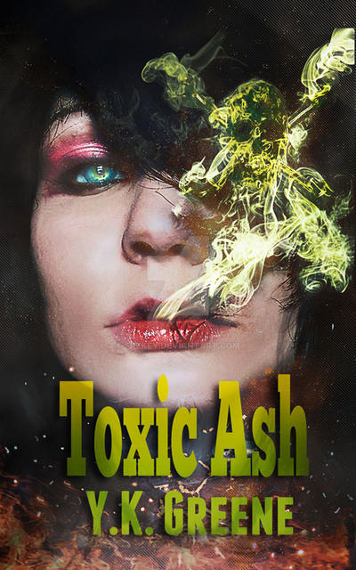 'Toxic Ash:' Book Cover Final