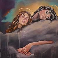Naughty Angels by TurkesART