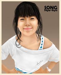 Keep Smiling, JiEun!