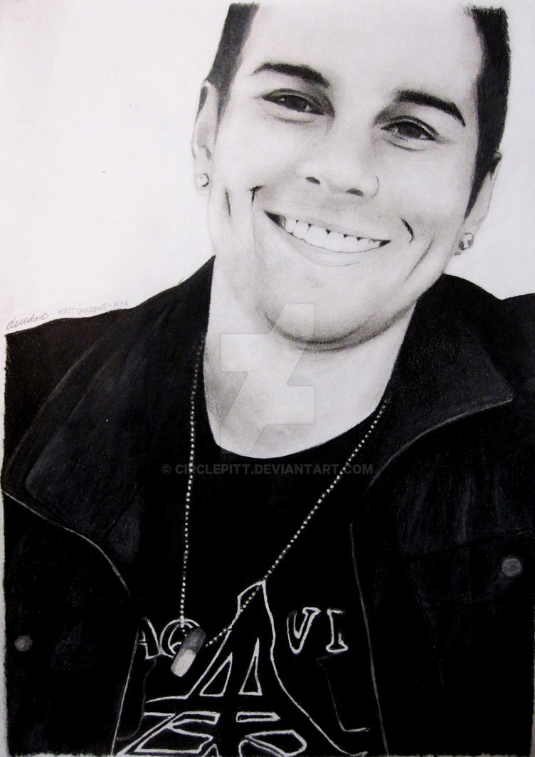 Matt Shadows by CirclePITT  M Shadows Quotes About The Rev