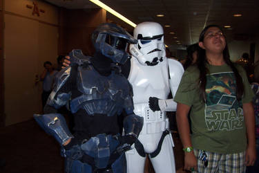Master Chief n StormTrooper