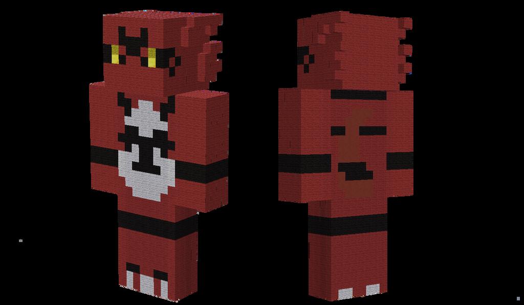 My minecraft skin ^^ by Shiron95