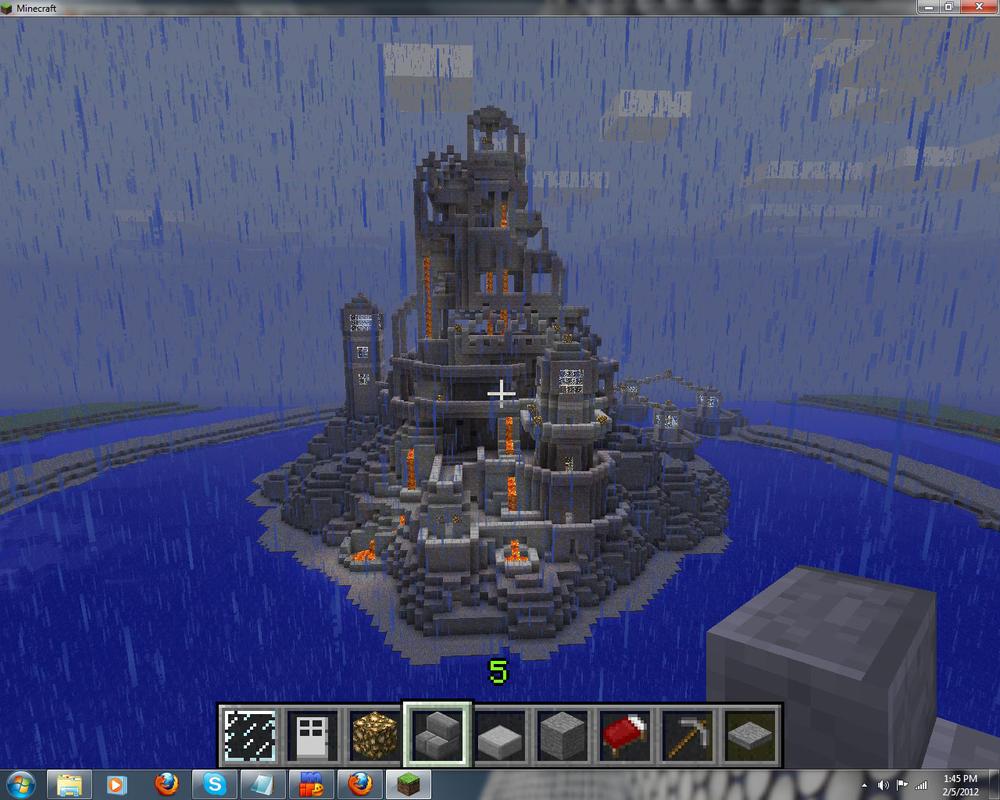 atlantis minecraft 2 by conniephotoshop on deviantart