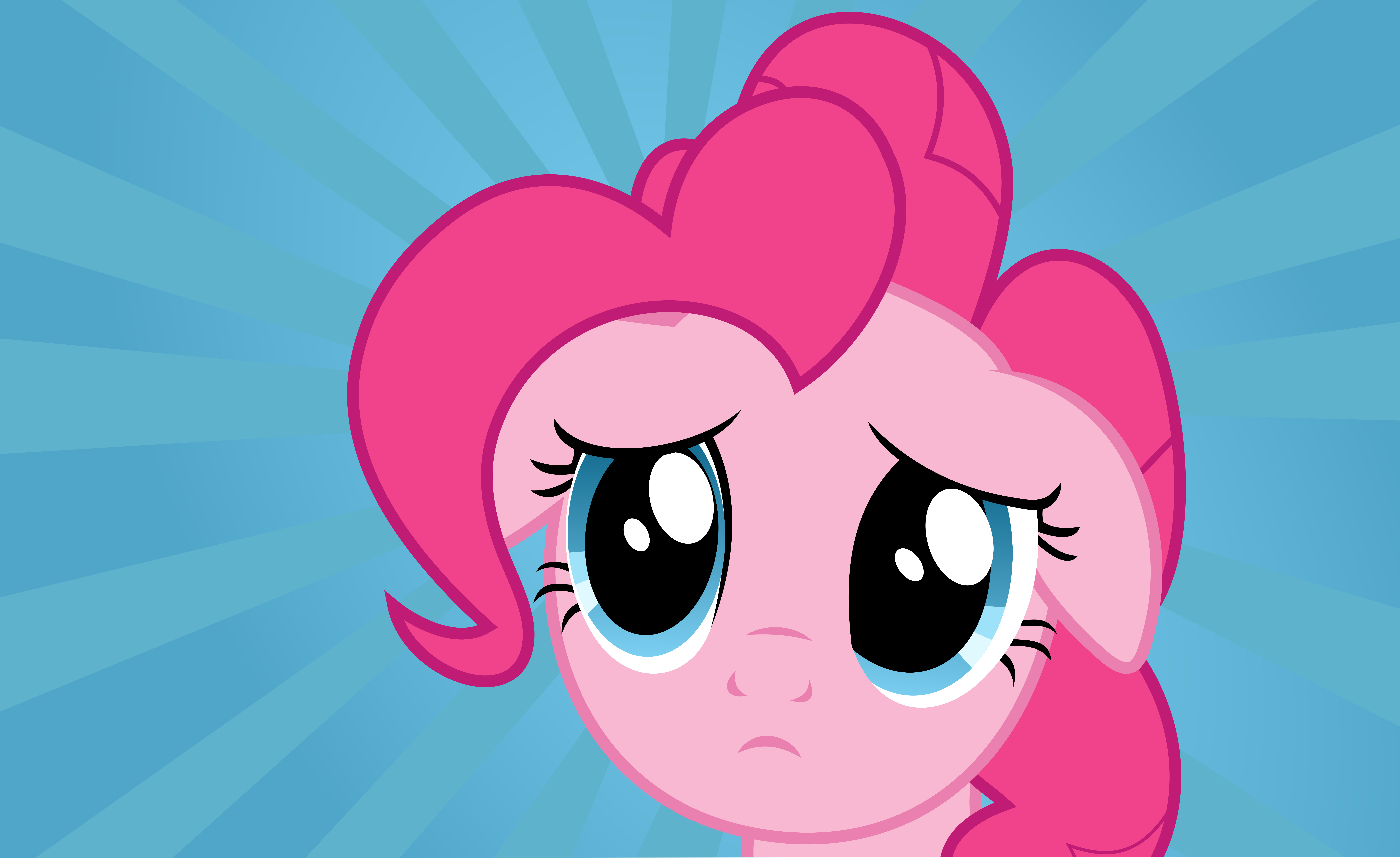 Pinkie Pie by X-Discord-X