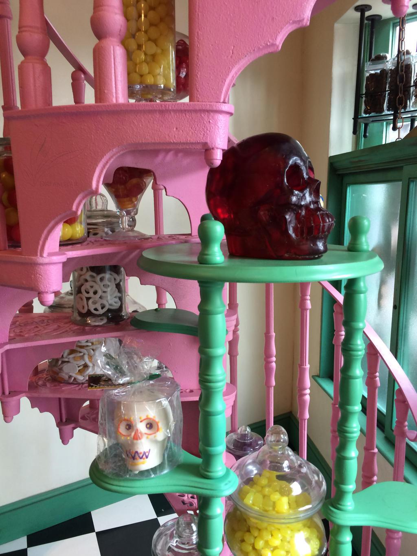 Candy Skulls at Honeydukes by DreamstartheWarrior