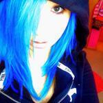 Should I dye it blue when I'm 18?