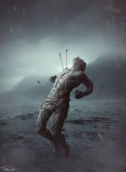 Pain by tariksoufi