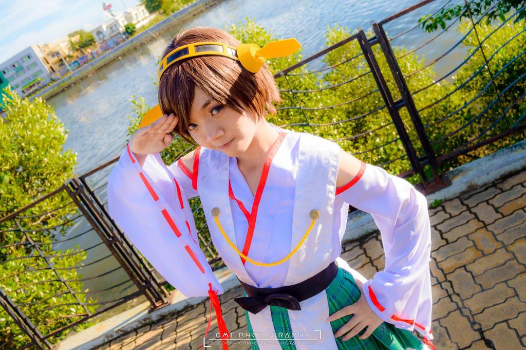 Hiei 3 by RyuAmeKun