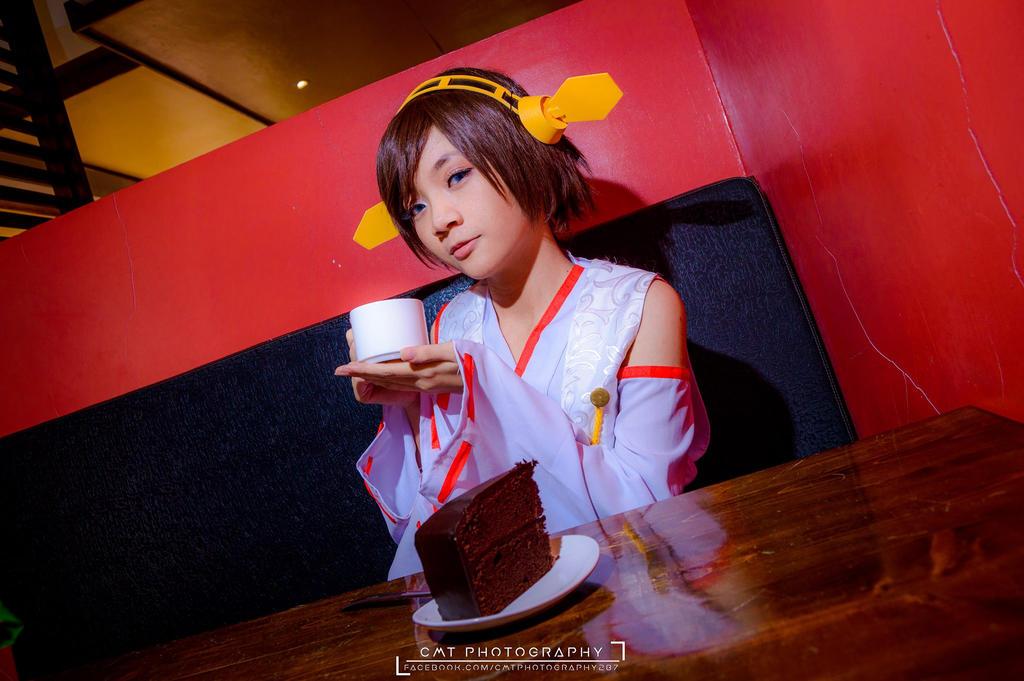 Hiei 4 by RyuAmeKun