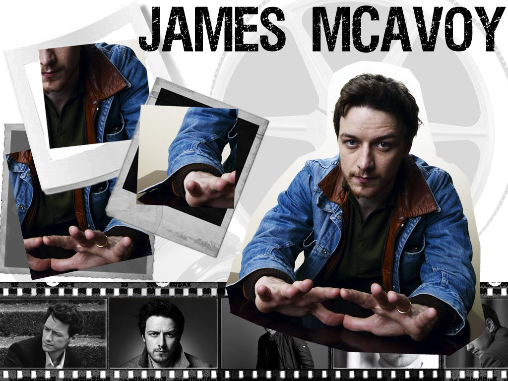 Another James McAvoy Wallpaper by Darth-CookieCIA001 on ...