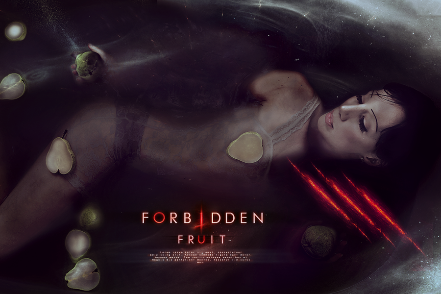 Forbidden Fruit by Des3rt