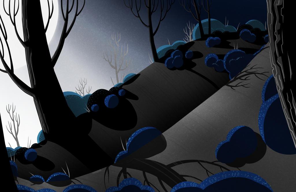 Blue Slide by atarashiidesu