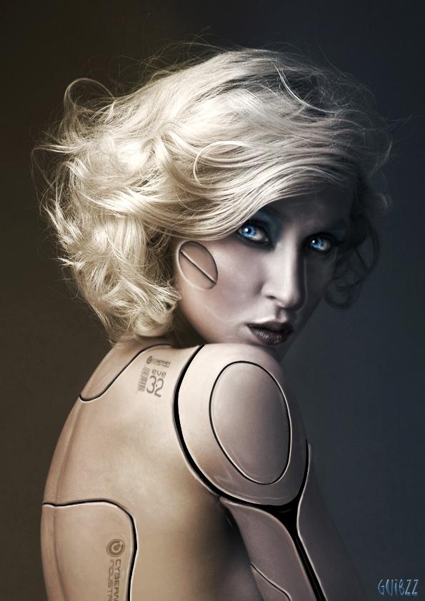 Cyborg by guibzz