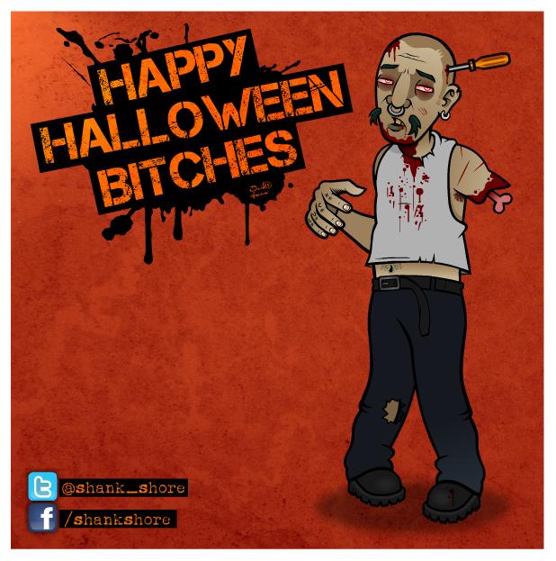 Happy Halloween Bitches by Nevski86