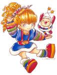 2007 :: Chibi Rainbow Brite
