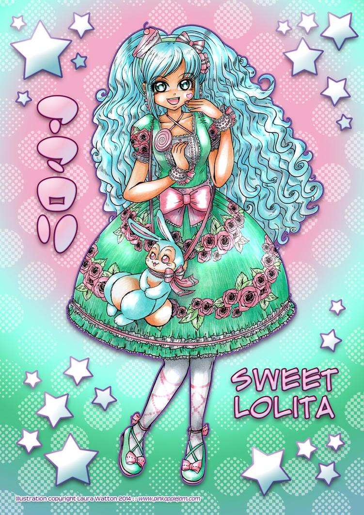 2014 :: Sweet Lolita by PinkAppleJam