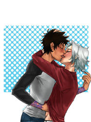 khr: 8059 [kiss] by buckybbarnes