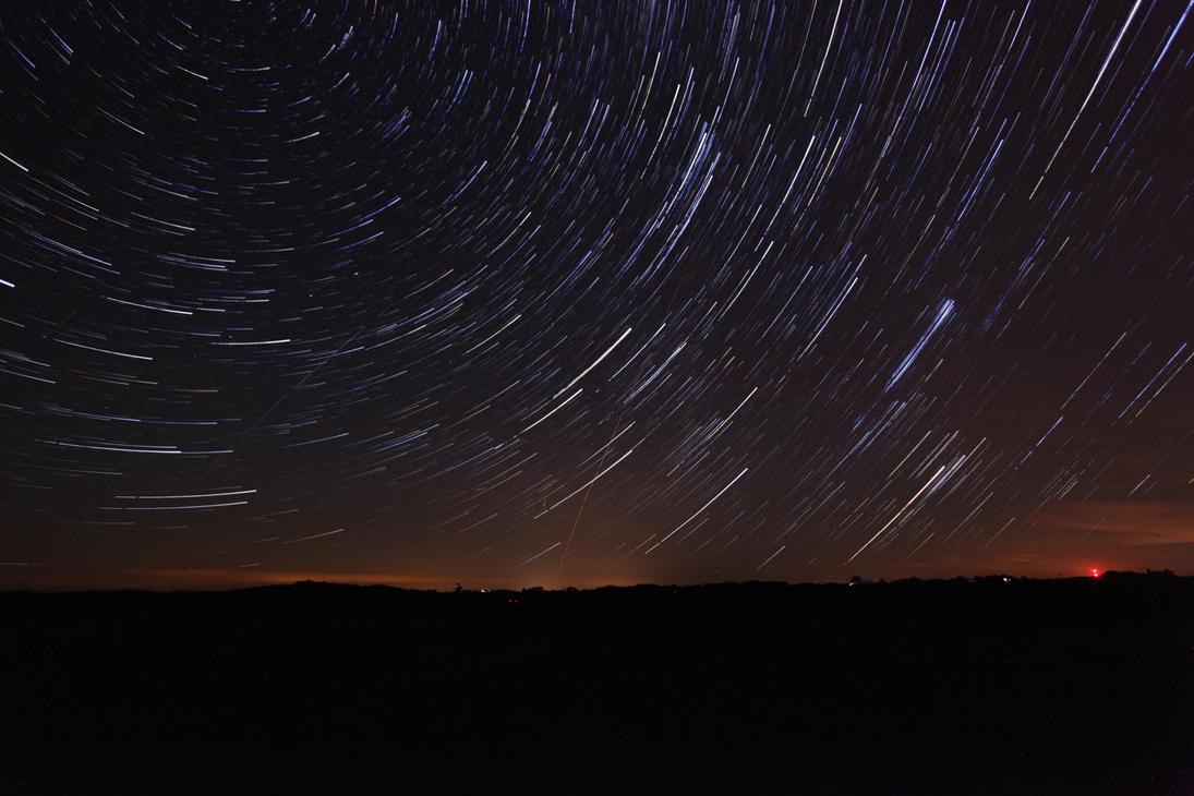 Perseid's Meteor Shower by LeonGateley on DeviantArt  Perseid's M...